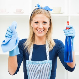 Home cleaning training for starting a cleaning business