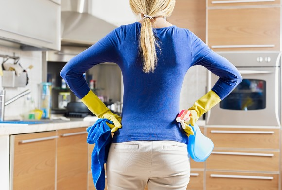 Sweeten Up Your Cleaning Routine